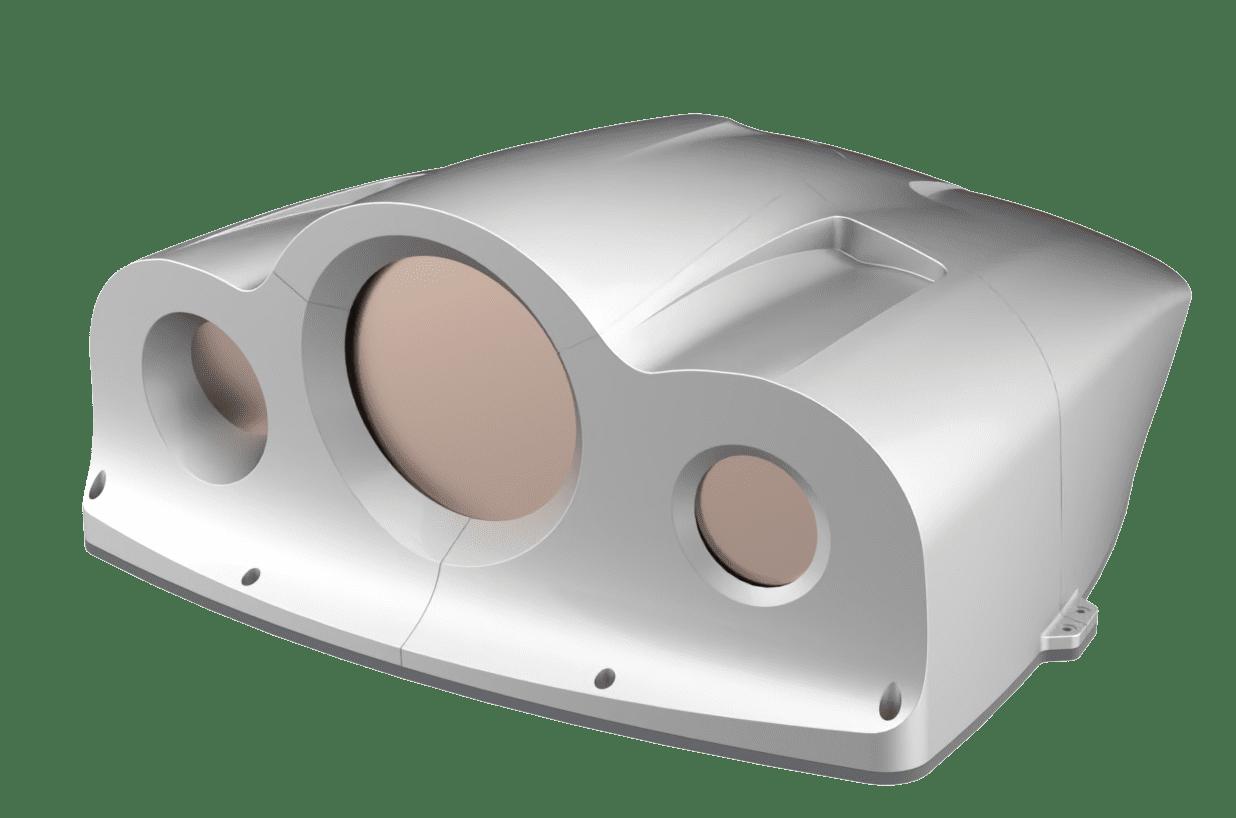 Rail Vision - Main Line system